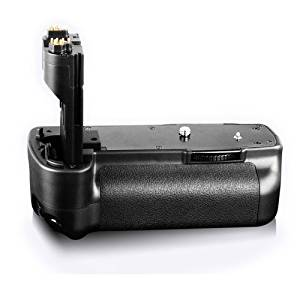 Powerextra BG-E6 Battery Grip for Canon EOS 5D Mark II Digital SLR Camera