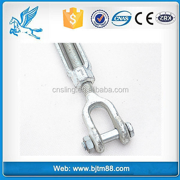 korean type turnbuckle hook and hook turnbuckle