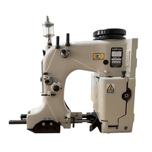 GK35-2C Single needle double thread bottom feed paper/jute/PP bag closing sewing machine