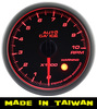 60mm Angel ring / simple function / smoke lens Tachometer gauge with warning function
