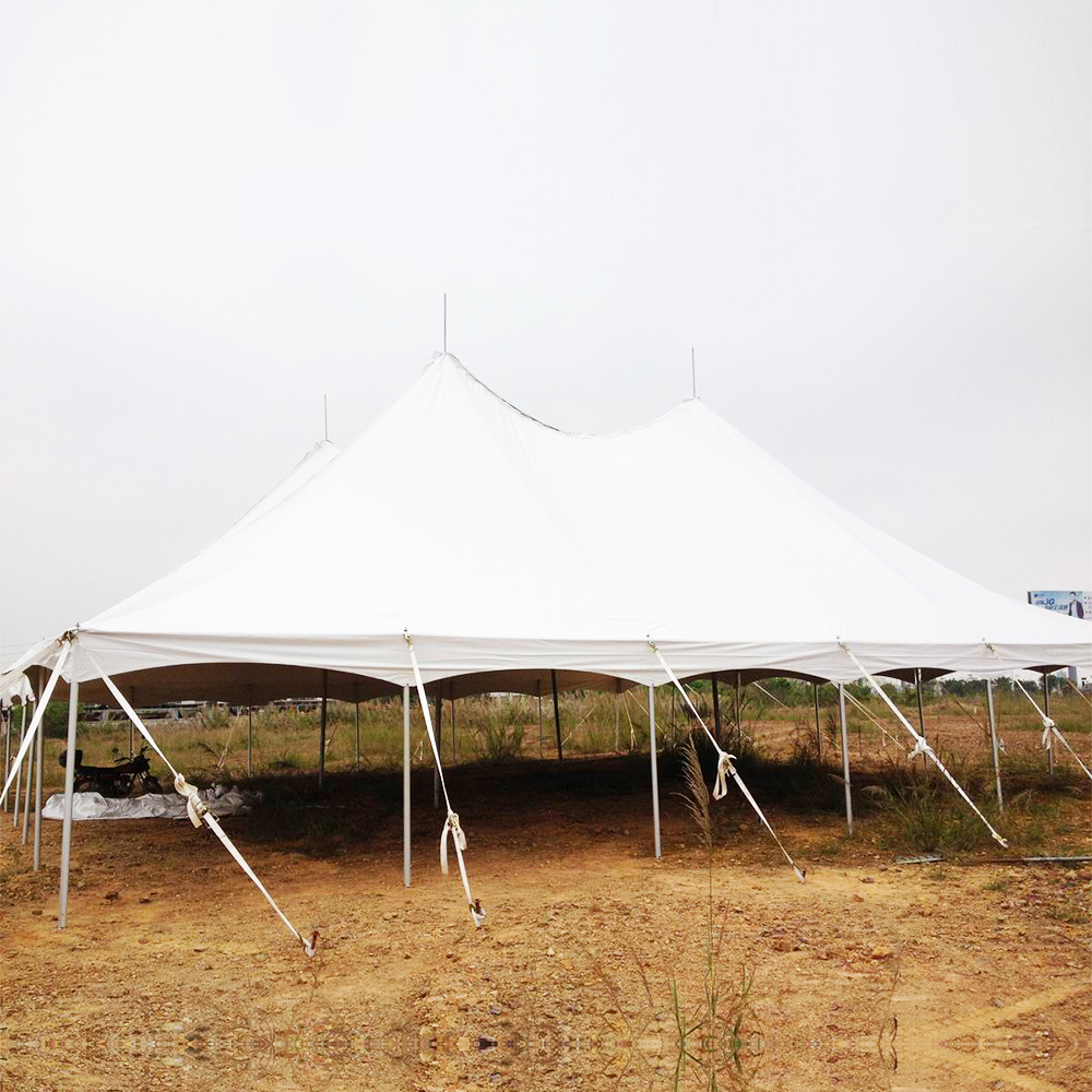 Custom Outdoor Event Giant Marquee Canopy Tent For Weddings