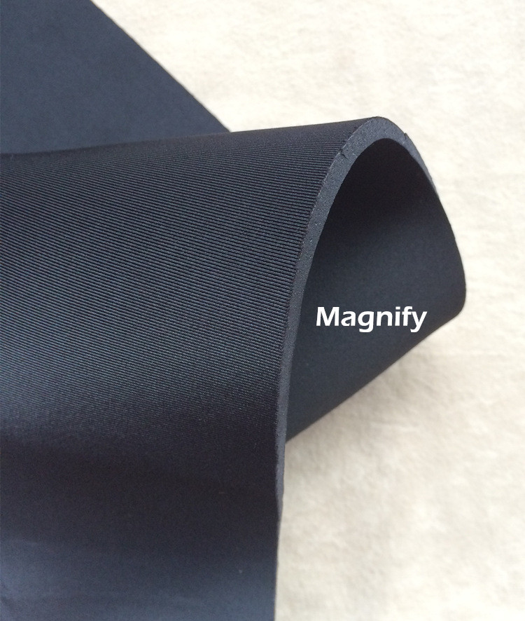 ef74576a06b Lycra neoprene fabric 2mm 3mm 4mm black gray blue red neoprene rubber sheet  material for wetsuit