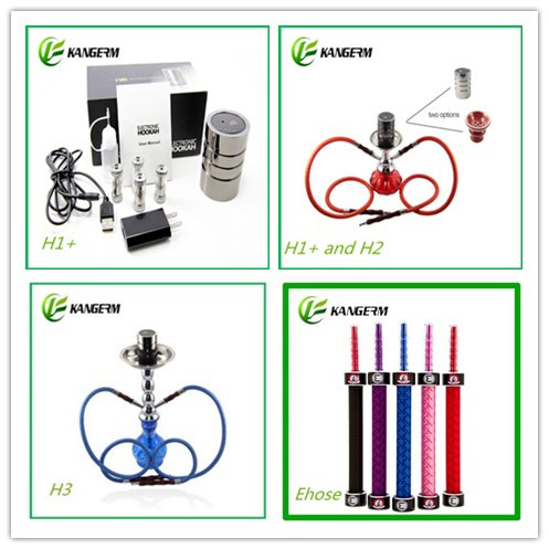2014 china Best rechargeable electronic hookah wholesale