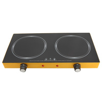 electric induction cooker ceramic hot plate element double cooker