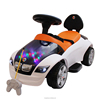 Top Sale Upgrade 6V Cool LED Light Kids Electric Car Baby Scooter with Remote Control