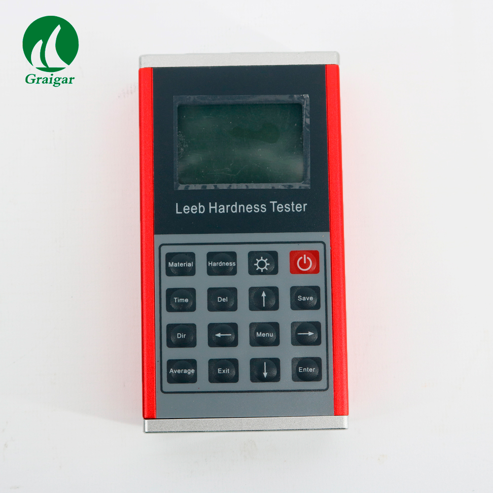 Digital Leeb130 Digital Hardness Tester Leeb Hardness Meter Accurate Measurement Value Stability