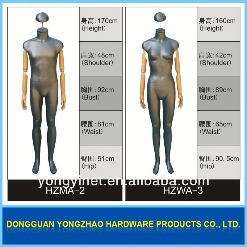 Beautiful appearances!!transparent female bust mannequin