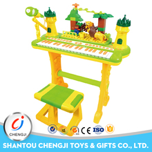 Musical instrument grand single cheap kids musical electric organ
