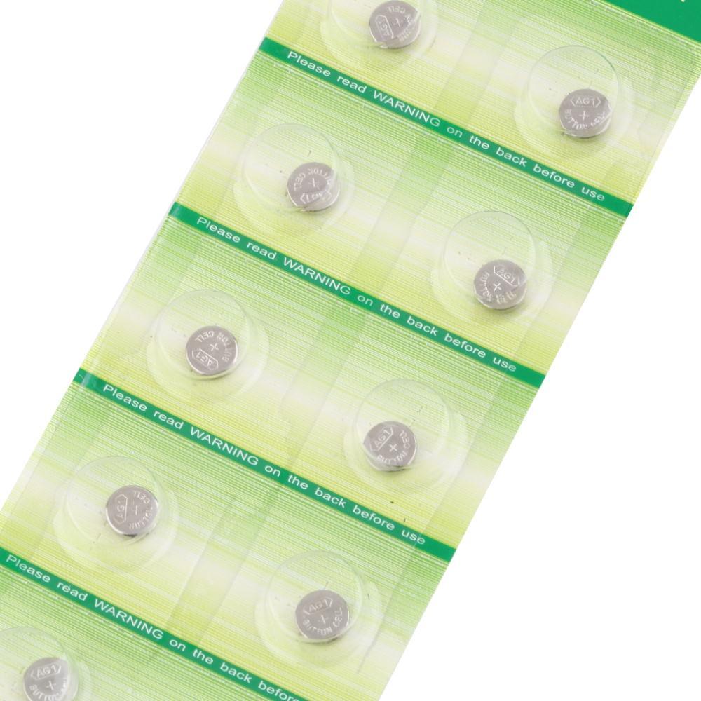 10 шт. AG1 364 SR621SW TR621SW CX60 621 SR60 LR60 щелочные аккумулятор клетки кнопки для дамы детей часы