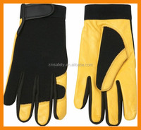 Top Quality Leather Mechanic's Gloves