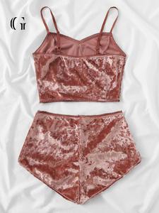 bcae22af9c4cb Lingerie Pyjama Babydoll Sleepwear