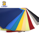 Multicolor Fashionable Folding Resistant Eco-Friendly Synthetic Leather Fabric Roll For Wallets