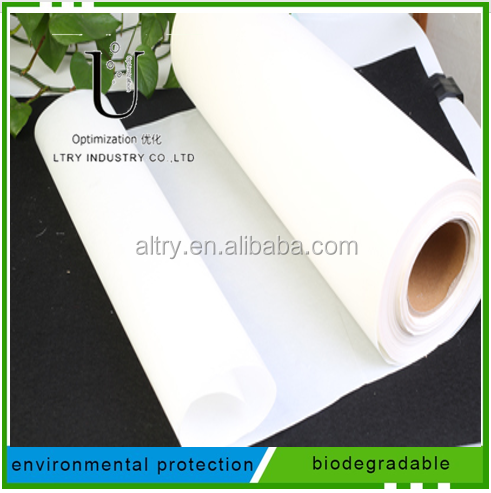 Factory price!! Customized PVA Water Soluble Packaging Film Provider