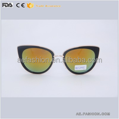 2017 well selling polarized stock sunglasses, clear,tortoise frames