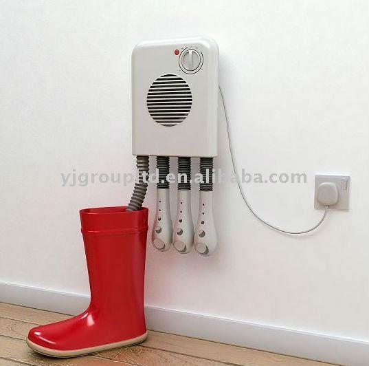 elektrischer schuh trockner socken trockner handschuh trockner yj sd004 neues modell. Black Bedroom Furniture Sets. Home Design Ideas