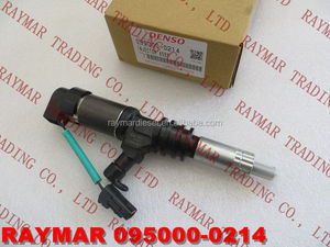 DENSO Common rail fuel injector 095000-0210, 095000-0214 for MITSUBISHI FH/FK/FM ME132615, ME302570