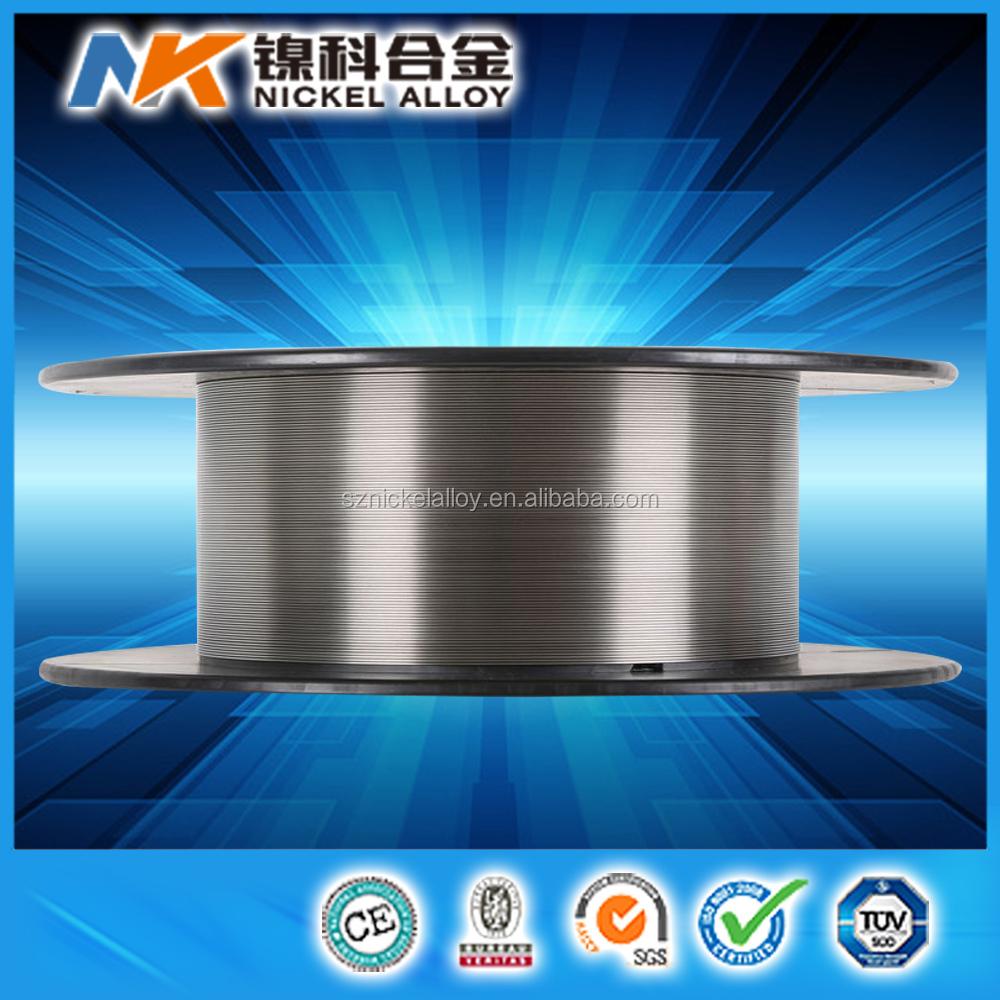 Superelastic Nitinol Shape Memory Alloy Wire Niticu - Buy Niticu ...