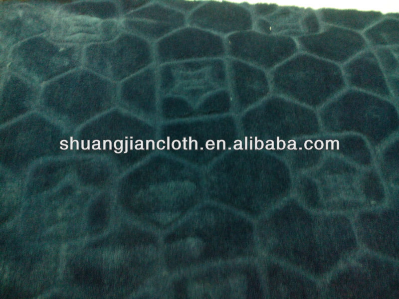 100% polyester 2014 New arrived cutting&printed coral fleece flannel blanket fabric for wholesale,0007
