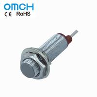 NJK-8002 10mm Hall Type Effect Flow Proximity Position Sensor Switch M12x1x35