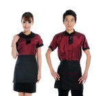 OEM asian bali hotel uniform made in China