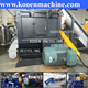 auto plastic recycling process equipment