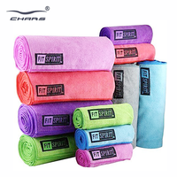 factory wholesale private label printed custom cheap towels microfiber custom gym towel for sport