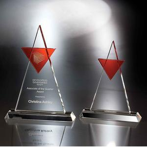 Alibaba sell custom crystal award and trophy crystal gifts and crafts