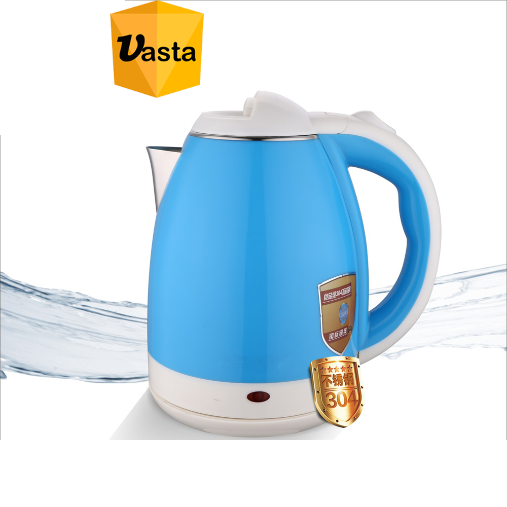 Vasta 2l 220v Household Appliance Water Boiler Pp Plastic Kettle ...