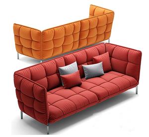 Replica muscle Sofa / designer sofa / modern fabric sofa
