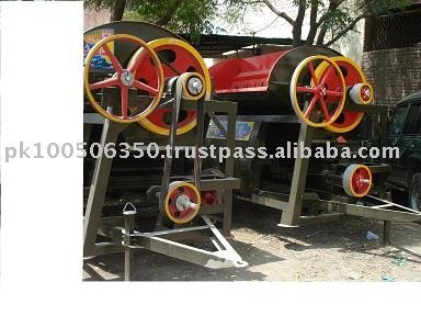 Soya Bean Thresher