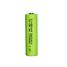 NH-AA2700MAH lifepo4 rechargeable Batteries/Cells Packs for electronic cigarrate