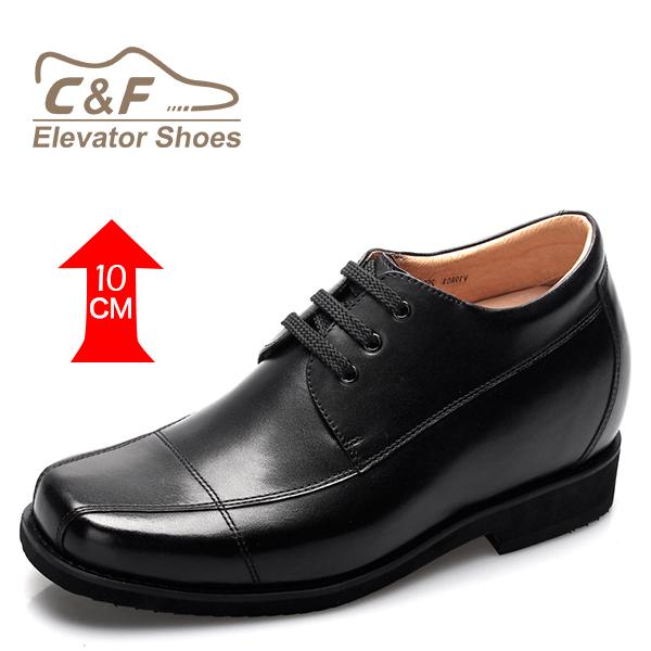 shoes dress leather taller men high shoe quality toe square shoes OqHvWvzg