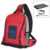 1.35W 2200mah Solar shoulder bag solar energy bag solar panel bag