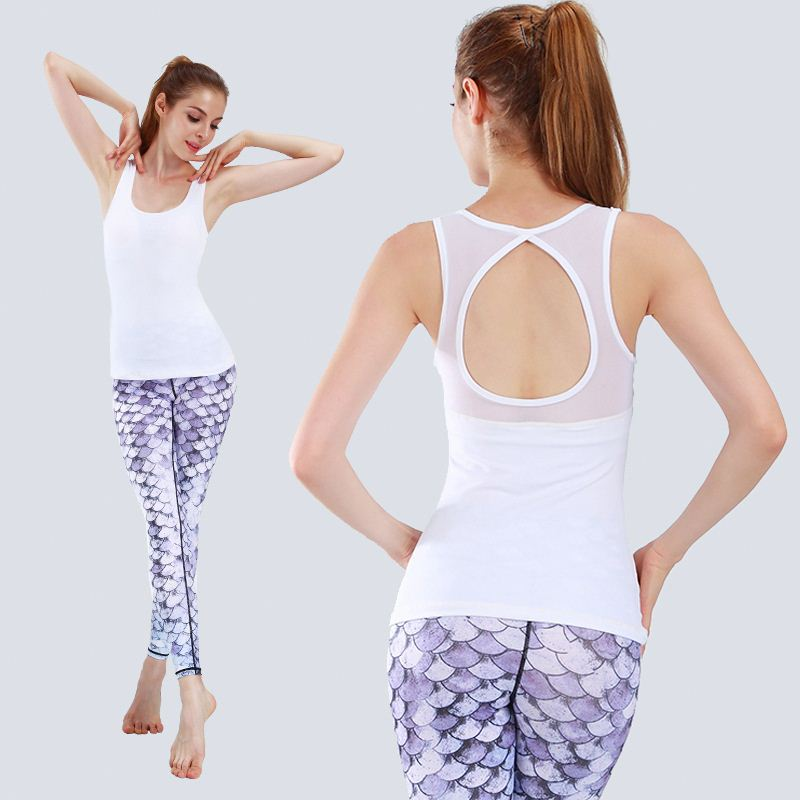 High Quality Yoga T Shirt Women Compression Cheap Sports Tops Shirt