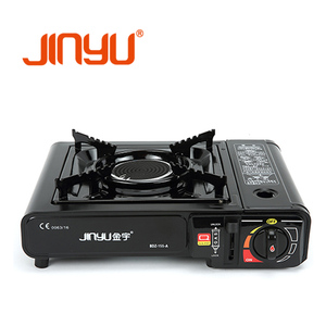JINYU Best quality high standard portable gas stove for camping