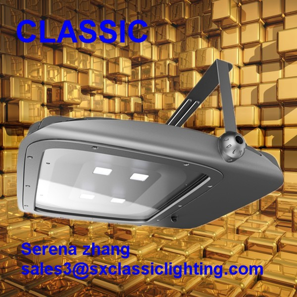 COB/SMD IP66 ultra thin LED flood light empty case