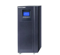 High frequency online UPS 6KVA 10KVA Backup UPS Uninterrupted Power Supply For Data Center