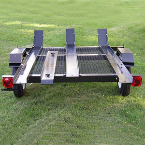 3 Rail Motorcycle Trailer 3 Rail Motorcycle Trailer Suppliers And