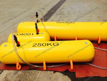 Sgs Load Test Water Weight Bag For Lifeboat And Rescue Boat
