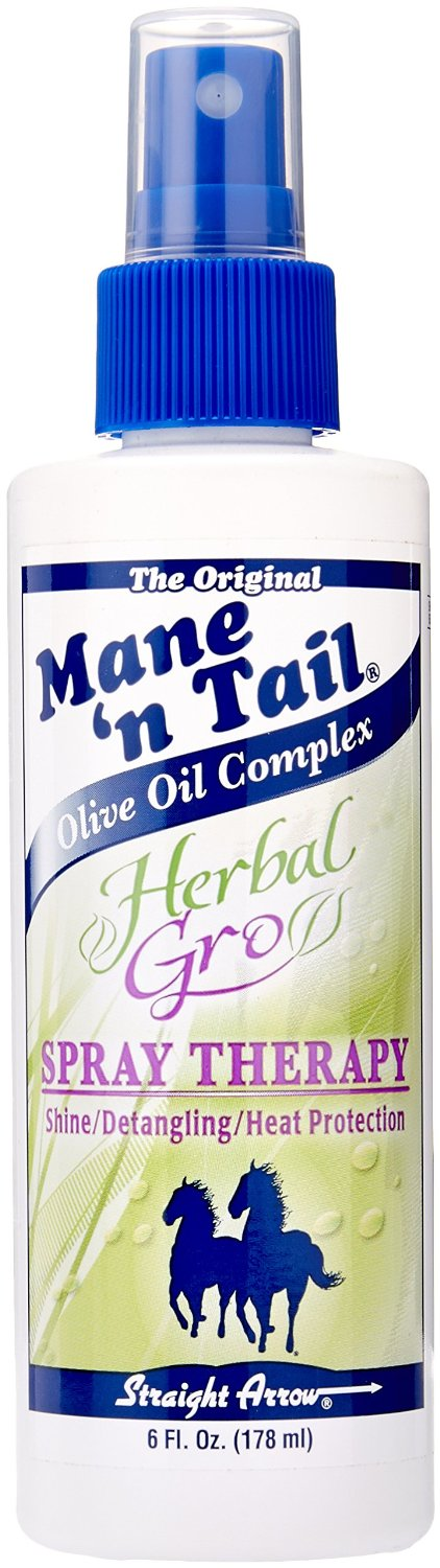 Mane N Tail Herbal Gro Spray Therapy, 6 Ounce