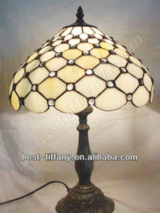 Tiffany table and desk stained glass lamp TL-A1261