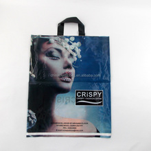carrying handle shopping plastic bag