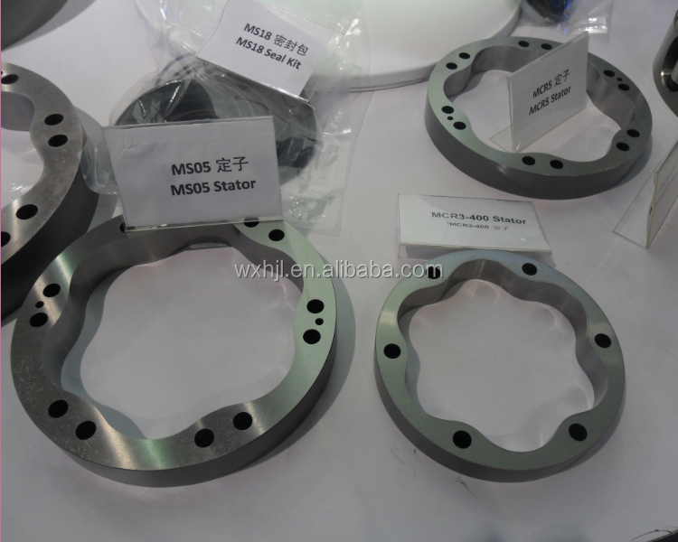 Hydraulic spare parts for MCR3 Rexroth radial piston motor