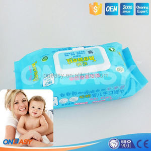 baby dry wipes perfume wet tissue