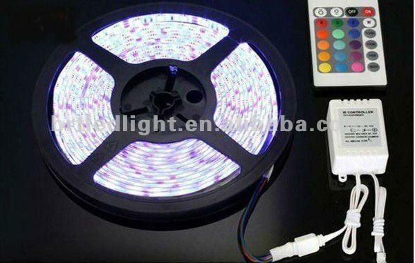 Flexible Solid Color 5050 Led Light Strip Ws2811 Ws2812 Led Dream Color Strip Tape