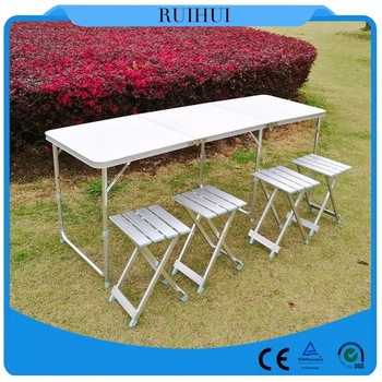 Decorative small drafting table napkin folding