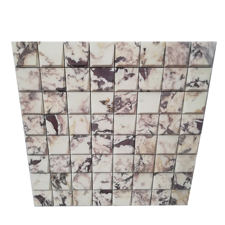 High quality antipollution water jet marble matrix for the mosaics tile providers