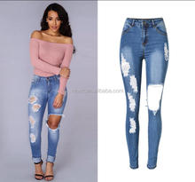 L0136A Sexy Vrouwen <span class=keywords><strong>Jeans</strong></span> <span class=keywords><strong>Skinny</strong></span> Ripped Stretch Slim Lady Leggings <span class=keywords><strong>Skinny</strong></span> <span class=keywords><strong>jeans</strong></span> <span class=keywords><strong>broek</strong></span>