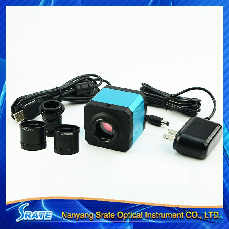 HD 14MP Camera for Microscope digital camera HDMI USB Digital Industry Video Microscope