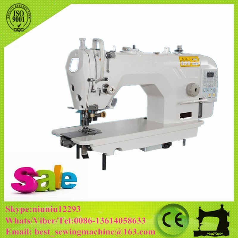 High Quality Good Price Chinese High Speed Lockstich With Cutter ...